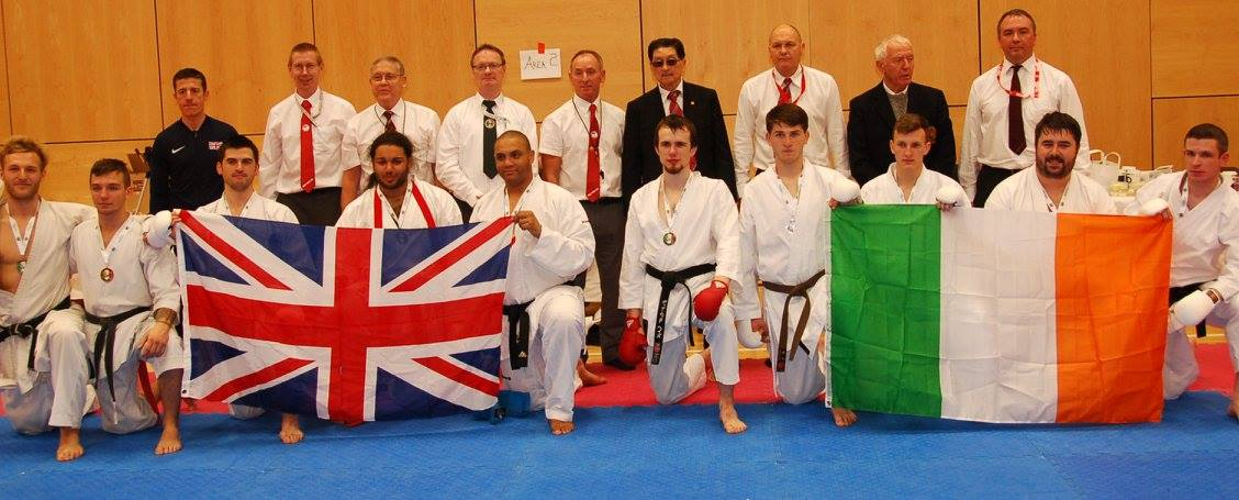 Hanshi Shiro Asano 9th Dan SKIF Chief Instructor of SKIEF Visits Ireland for Kanazawa International Cup in November 2016 in Dublin with a special kumite event SKIF Ireland vs SKIF Great Britan