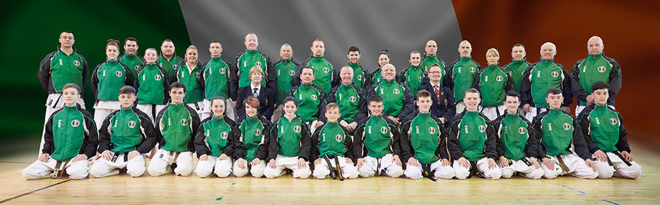 SKIF Ireland 2017 National Squad