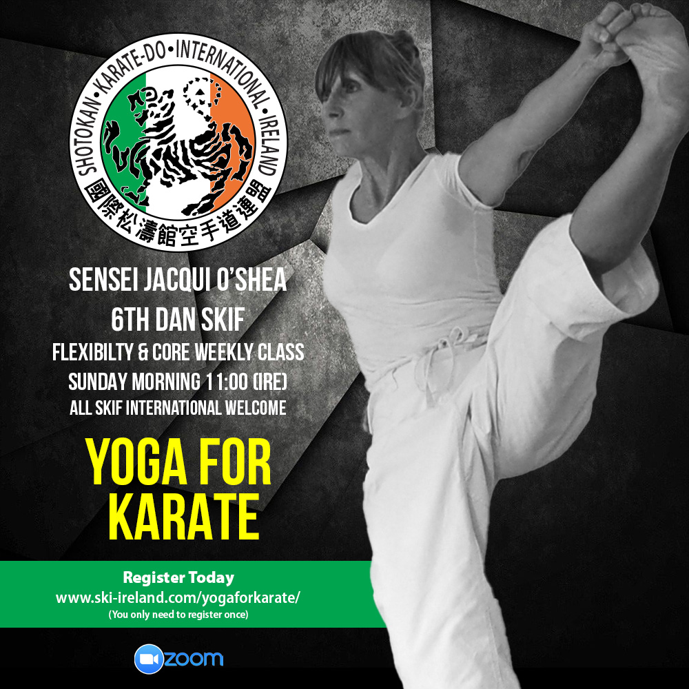 Yoga for Karate